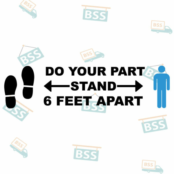 Do-Your-Part-Stand-6-Feet-Apart-Sign-For-COVID-19-Coronavirus-Pandemic-black